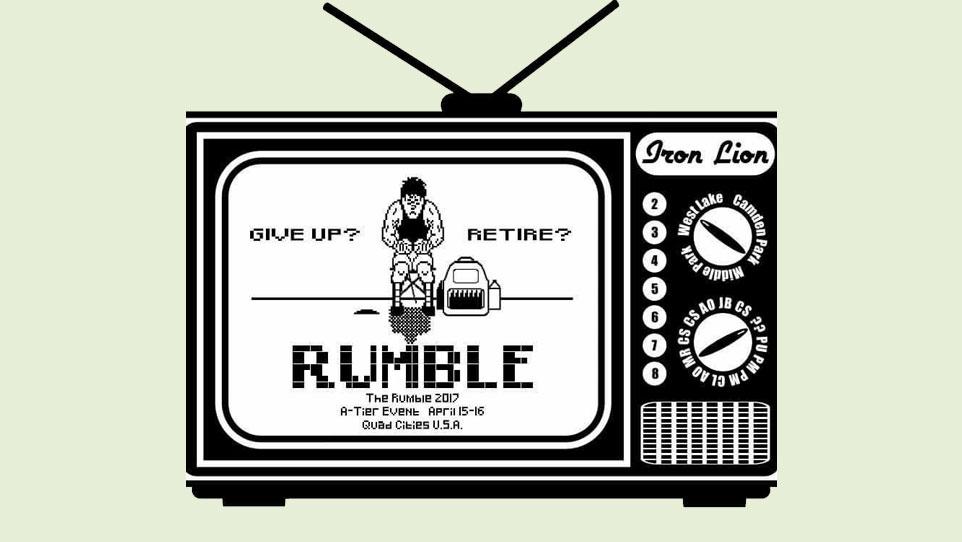 Rumble 2017 Tourney Registration